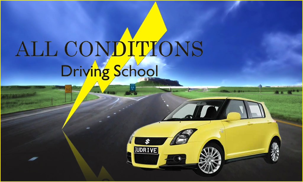 All conditions driving school for Motor city driving school
